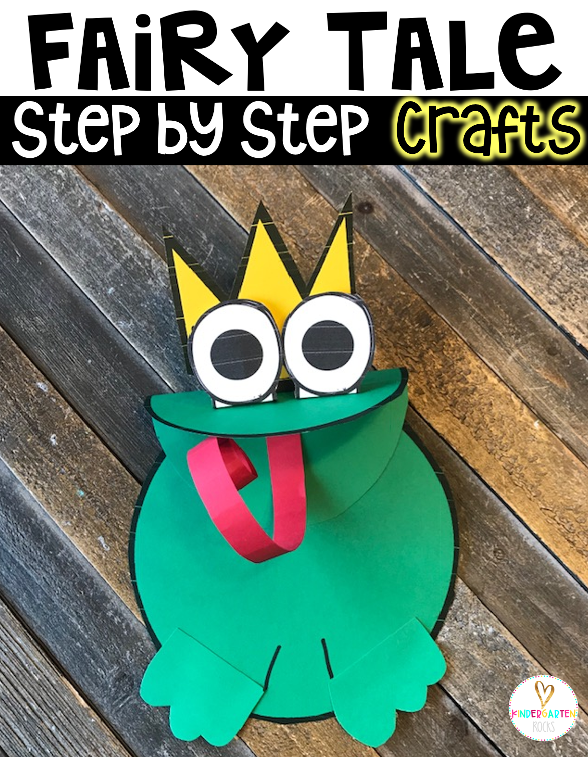 Are you looking for a fun age appropriate crafts for kids?  Then you will love Fairy Tale Crafts.  This unit is perfect for your fairy tale unit at any time throughout the year.  Increase student vocabulary and readiness skills with hands on crafts.
