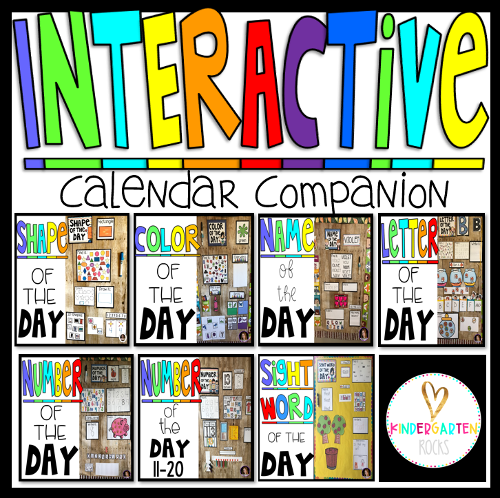 Sight Word of the day was designed to be a part of your daily morning meeting or carpet time for kindergarten leveled children.  Sight Word of the day is a great introduction and/or review activity to learn new sight words.   Sight Word of the day will help students recognize sight words with a variety of fun hands-on activities.
