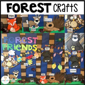 Forest Harvest Crafts Centers