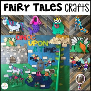 Fairy Tale Crafts for Preschool