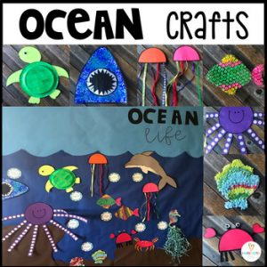 Ocean Crafts and Activities