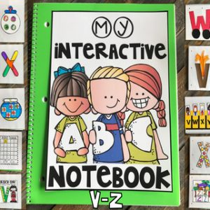 Interactive Uppercase Alphabet