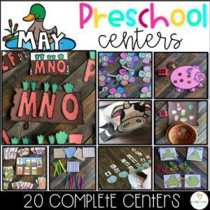 Preschool May Centers