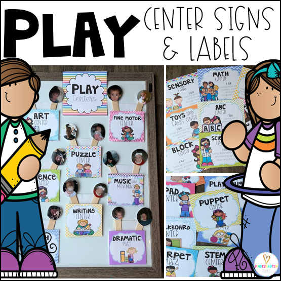 Play Centers