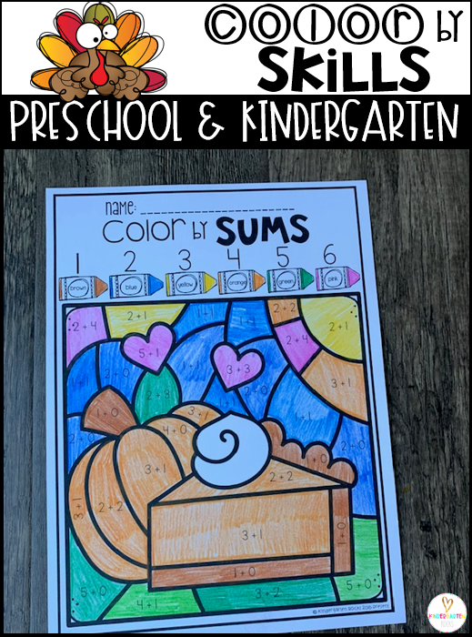 Color by Sums