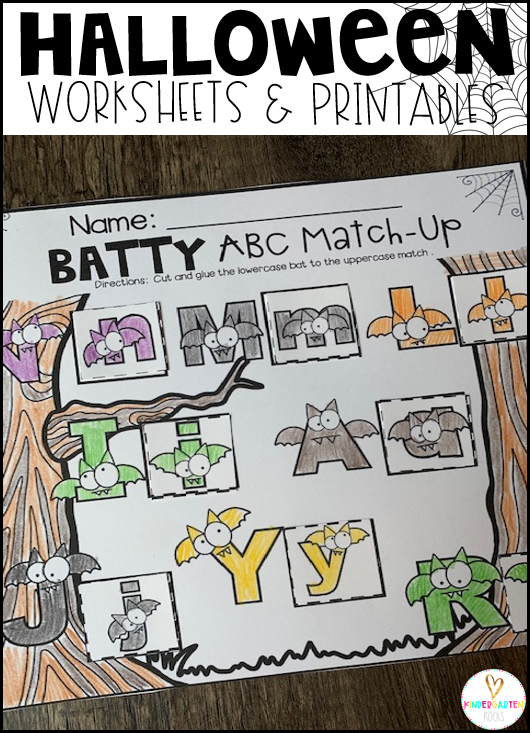 Batty ABC Match Up