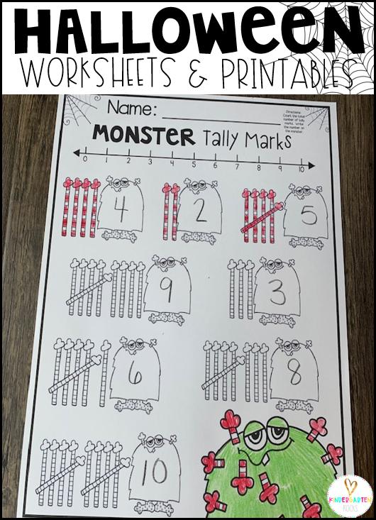 Monster Tally Marks
