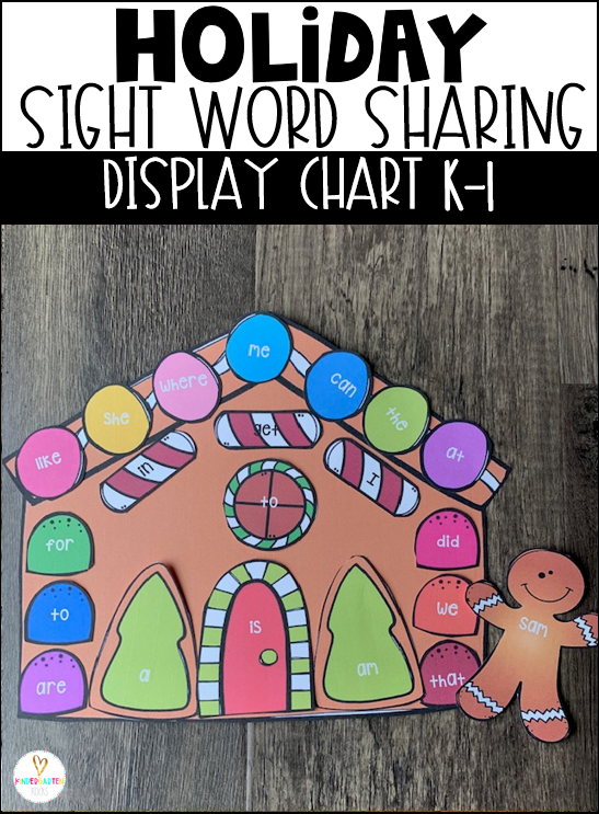 Holiday Sight Word