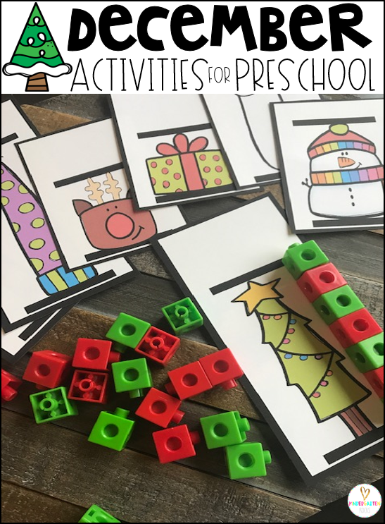 Activities for Preschool Game