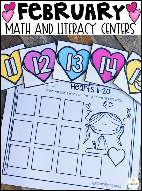 Valentine's Day Math Heart