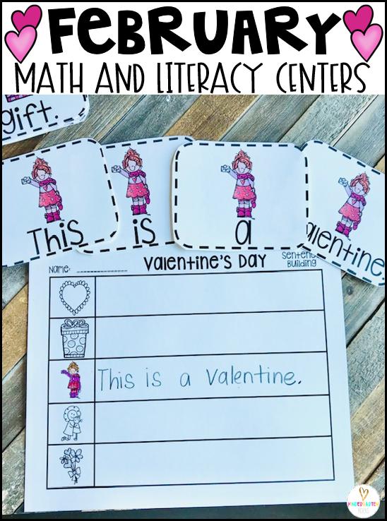 Valentine's Day Math Gifts