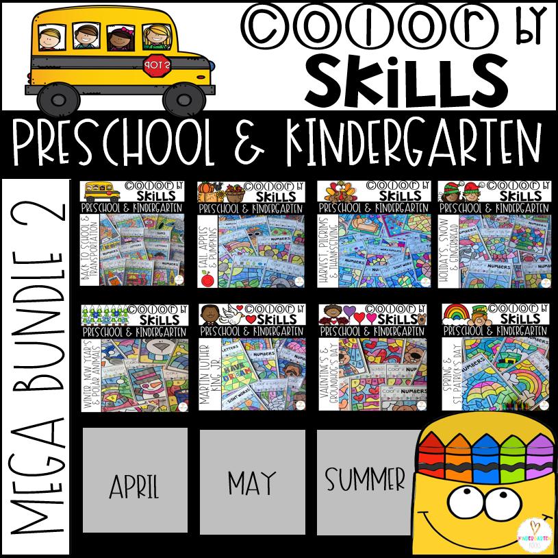 PreSchool & Kindergarden Skill