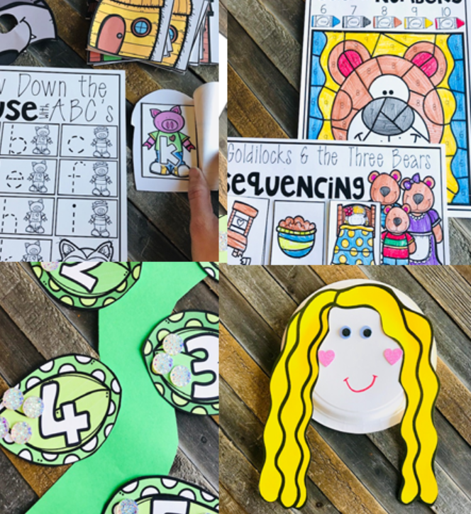 Spring Sight Word Games and Activities